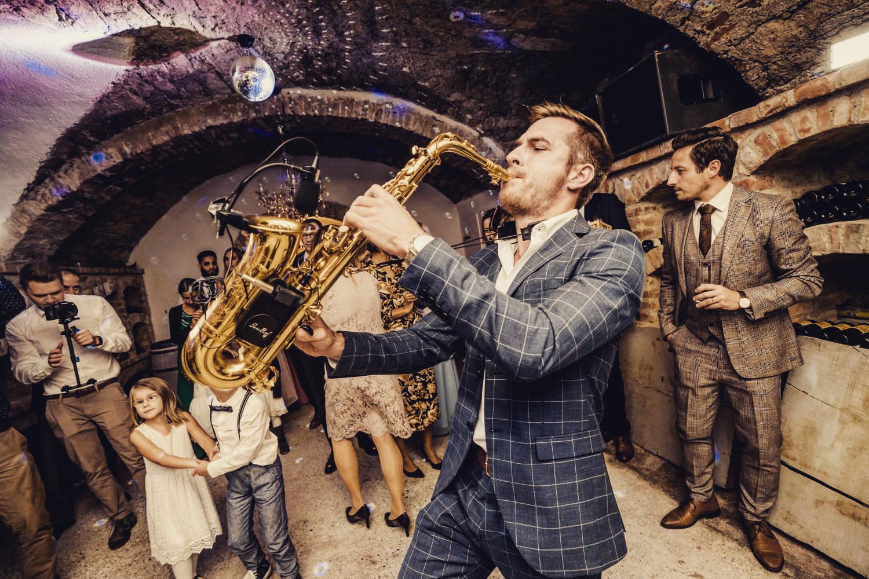 DJ & Saxophonist oder Event DJ ist das Highlite auf Ihrer Veranstaltung