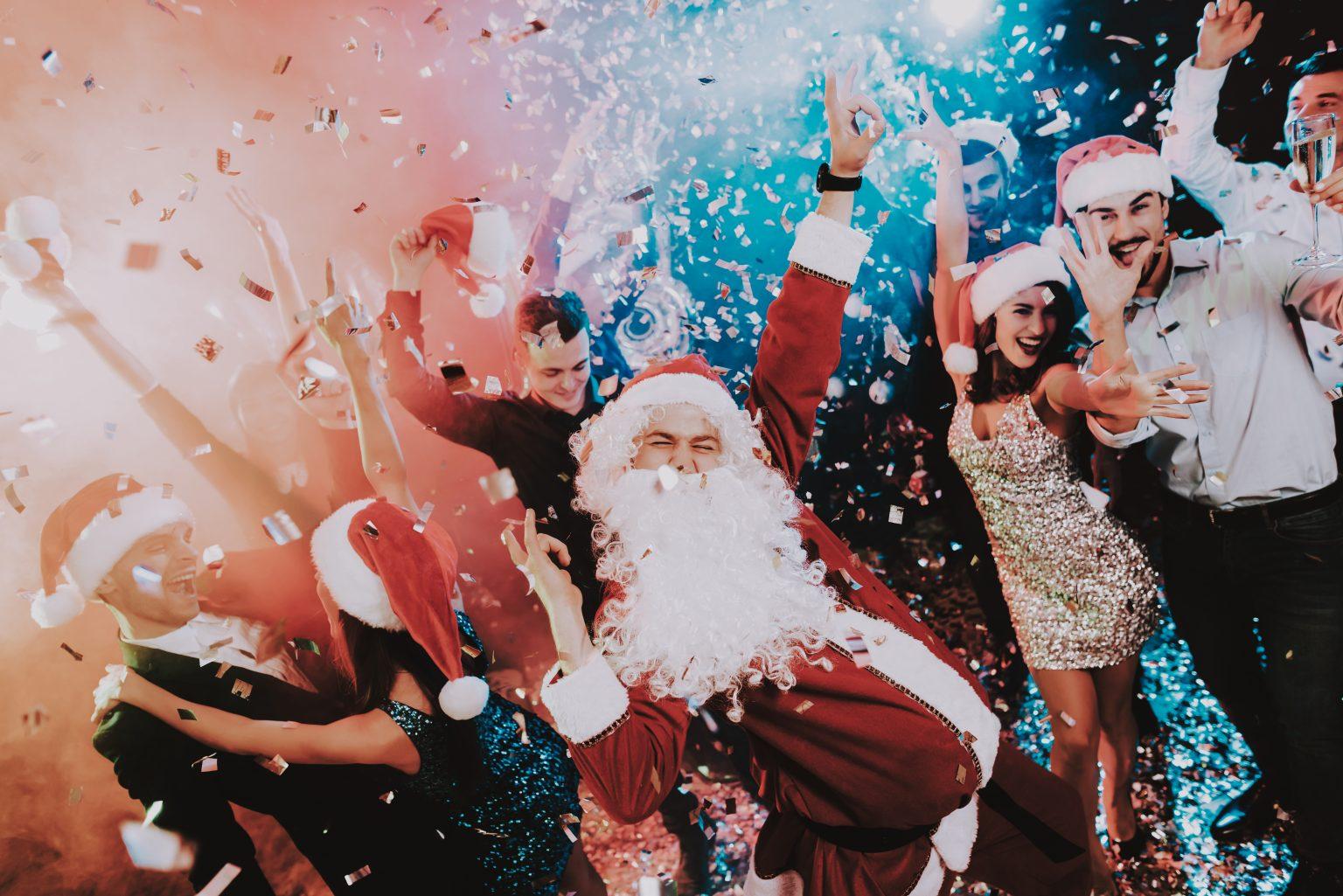 DJ für Weihnachtsfeier DJ