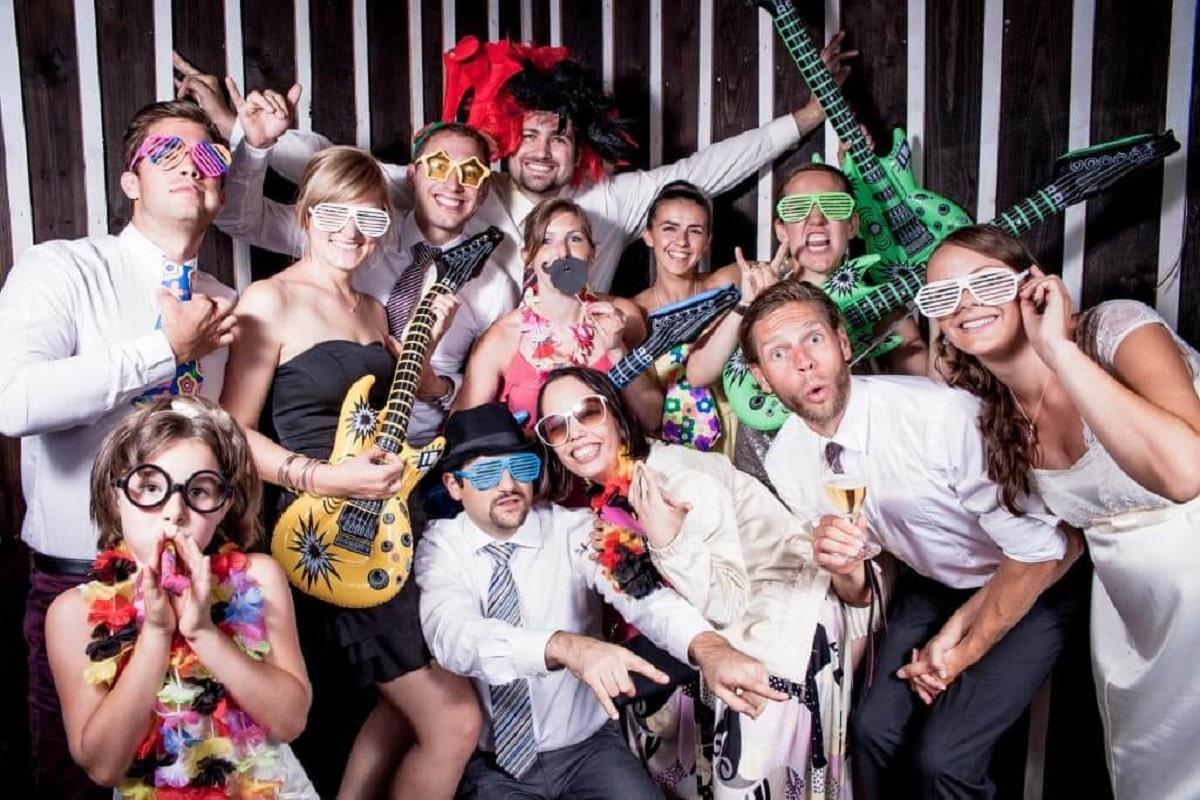 Hochzeit Spaß